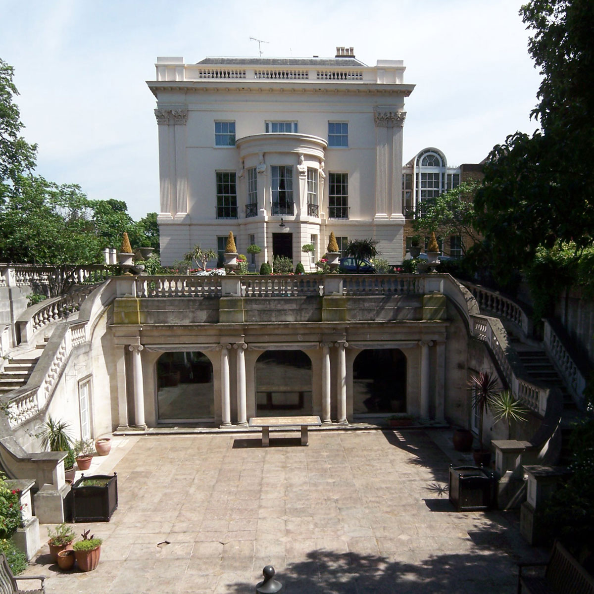 London's Cornwall Terrace Property Sold For £80 Million