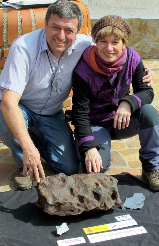 100 kg Iron Meteorite