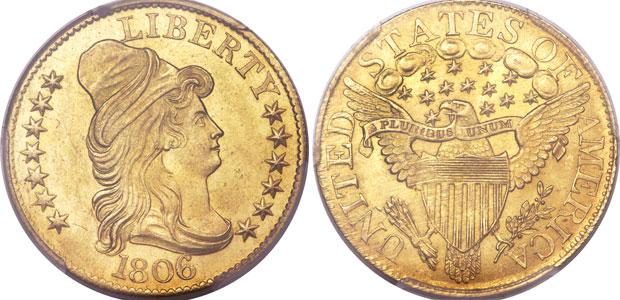 1806 Half Eagle