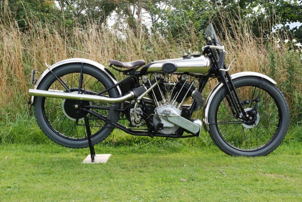 1926 Brough Superior SS80/100