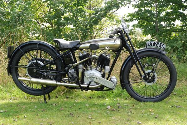 1931 Brough Superior S S80