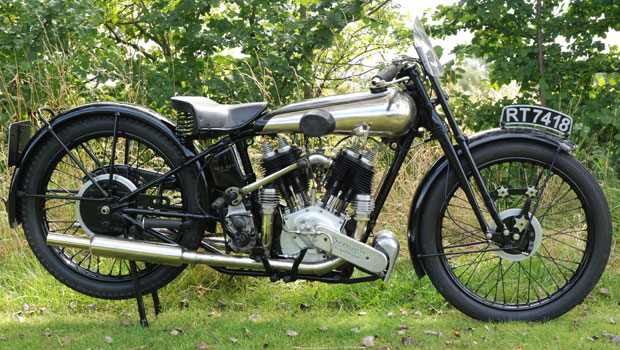 1931 Brough Superior S S80