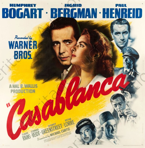 March 23 - 24 Vintage Movie Poster Signature Auction - Dallas