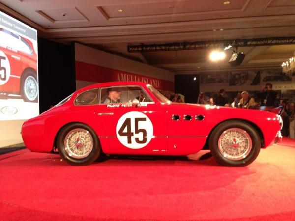 1952 Ferrari 225 Sport Berlinetta 'Tuboscocca'