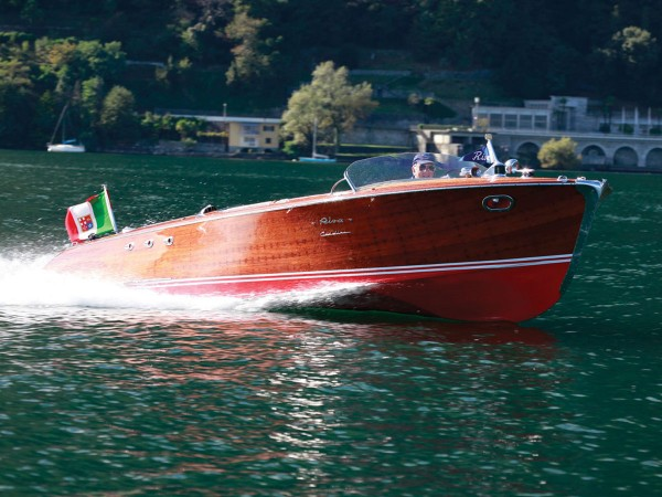 1956 Riva Ariston Cadillac