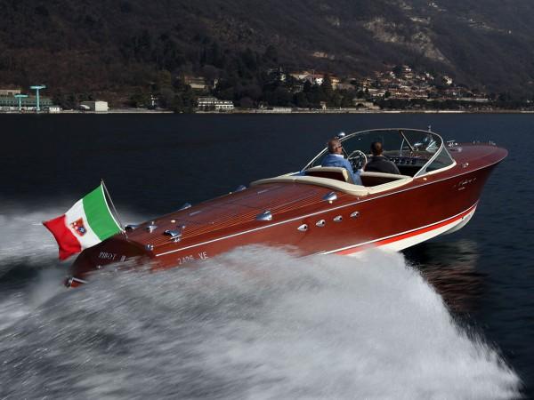 1960 Riva Tritone 'Speciale' Cadillac Powerboat