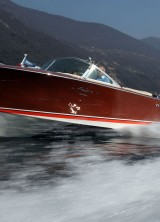1960 Riva Tritone 'Speciale' Cadillac Powerboat At RM Auction