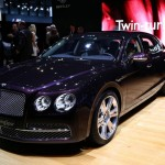 North American Debut for New Bentley Flying Spur