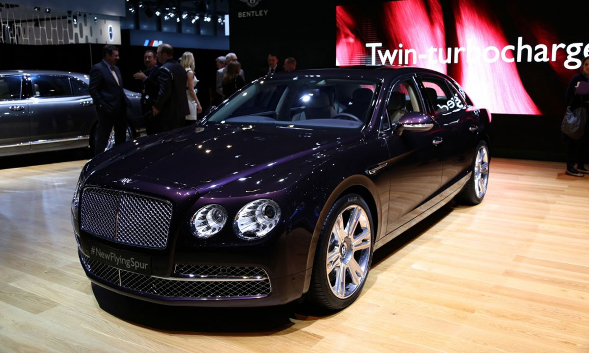 rear launch india flying bentley spur price