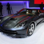 2014 Chevrolet Corvette Stingray Convertible at Geneva Motor Show