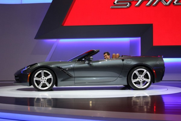 Corvette C7 Stingray Convertible