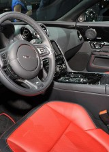 New Jaguar XJR Sport Saloon Debuts in New York
