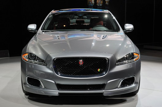 2014 Jaguar XJR Sport Saloon