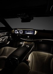 2014 Mercedes S-Class Interior