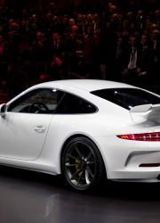 Geneva Motor Show Presents 2014 Porsche 911 GT3