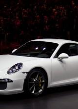 2014 Porsche 911 GT3 At New York Motor Show