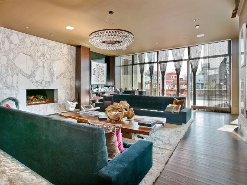 Alicia Keys' Glamorous Soho Penthouse at a Reduced Price ...