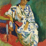Madame Matisse au Kimono by Andre Derain Highlight at Christie's