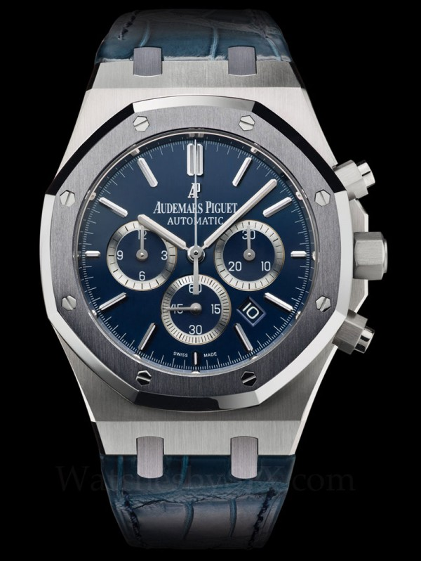 Audemars Piguet No 10 Royal Oak Chronograph Leo Messi