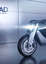 New Audi's Motorcycle