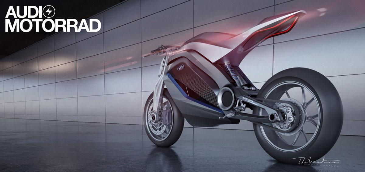 new audi s motorcycle extravaganzi extravaganzi