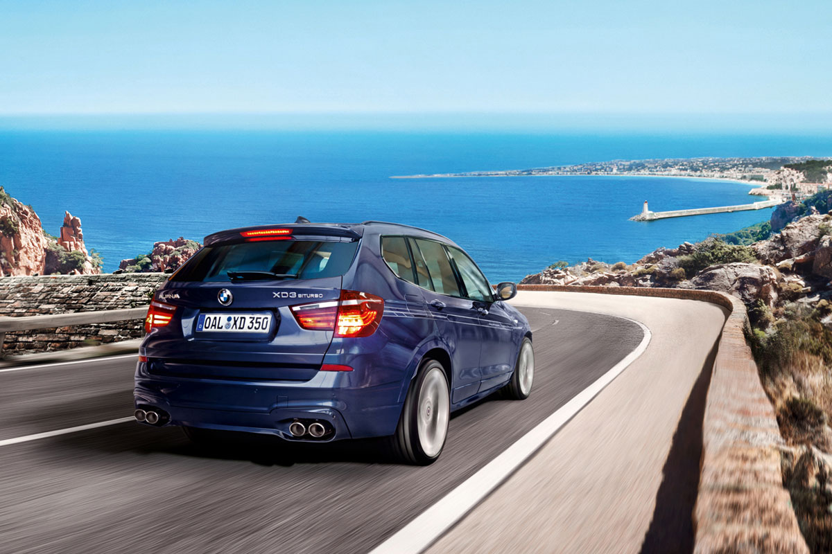 BMW XD3 Bi-Turbo