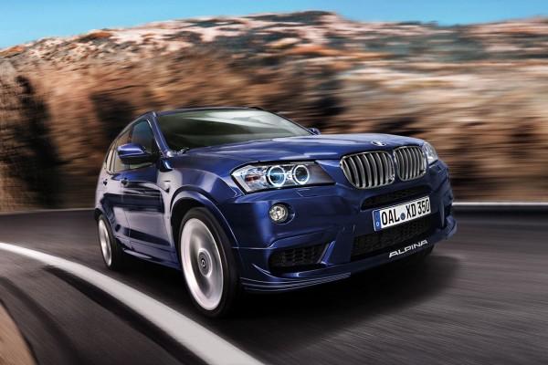 BMW XD3 Bi-Turbo