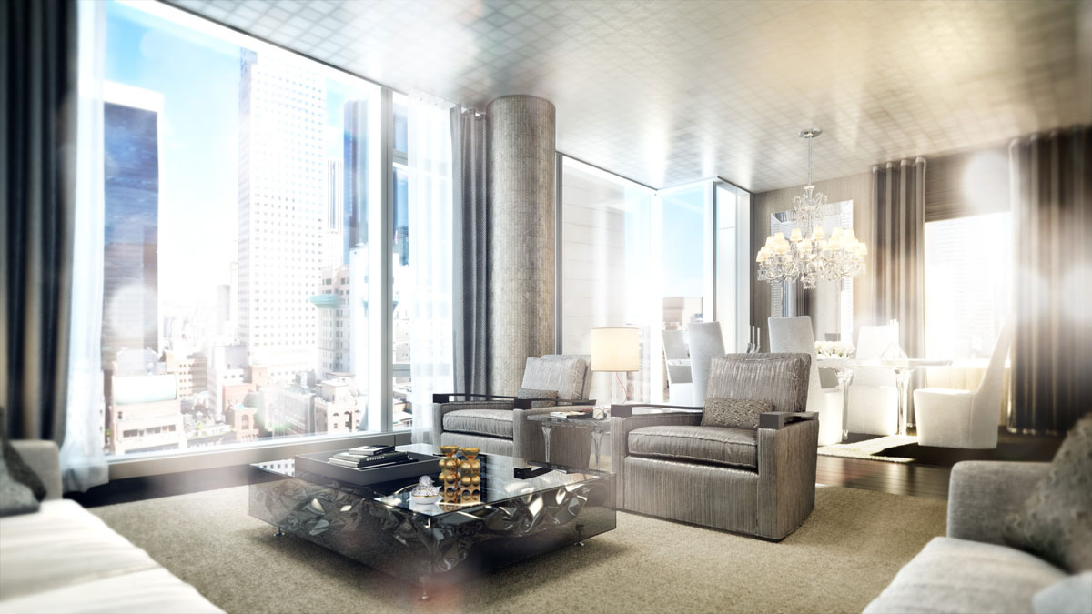 Luxury Hotels in New York: Baccarat Hotels to Open soon Baccarat Hotel Residences New York 2