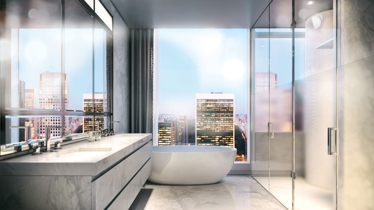 50 Story Baccarat Hotel Amp Residences New York To Open In