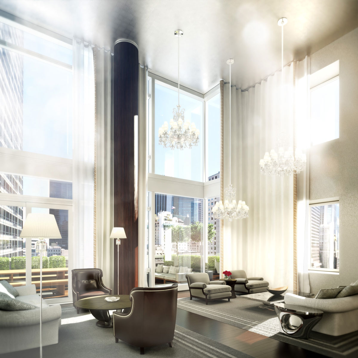 50 story baccarat hotel residences new york to open in - Baccarat hotel new york ...