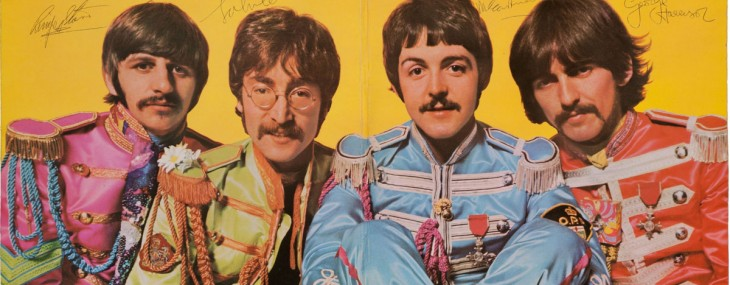 Finest Known Beatles Signed Album on Sale