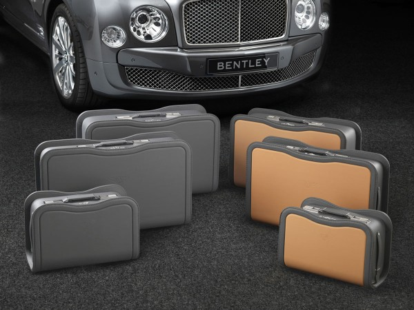 The 2013 Bentley Boutique at the Geneva Motor Show showcases a selection of the company's new and exciting products