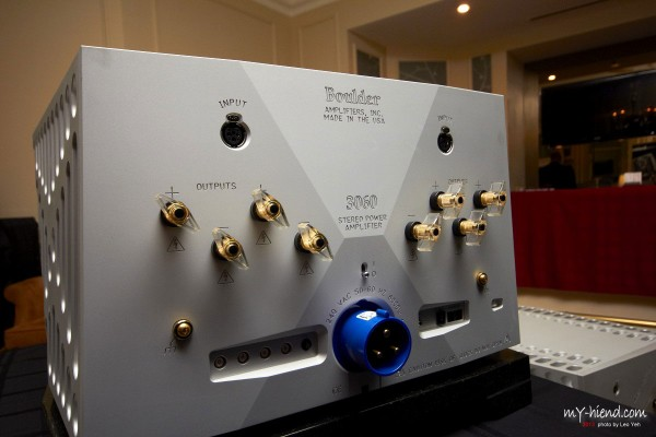 Boulder 3060 Class-A Power Amplifier