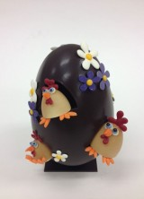$1.000 Chocolate Easter egg at New York Bakery