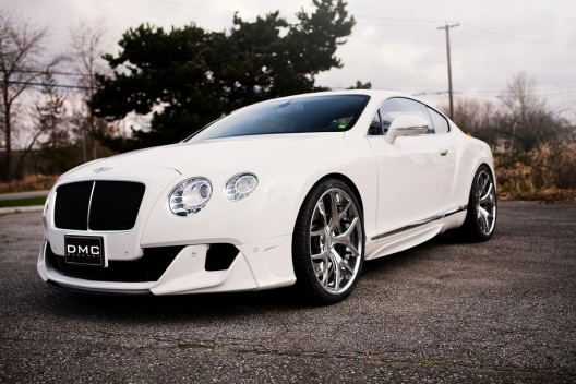 DMC Duro Bentley Continental GT
