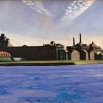 Blackwell's Island by Edward Hopper Leading Christie's American Art Sale
