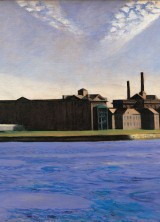 Blackwell's Island by Edward Hopper Reached $19 Million at Christie's Auction