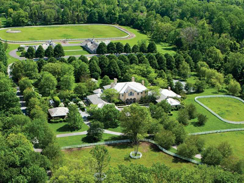 Palladian Equestrian Estate In Greenwich Connecticut On