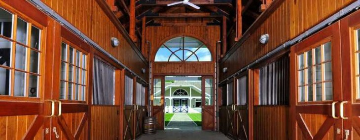 Palladian Equestrian Estate in Greenwich, Connecticut on Sale for $28.5 Million