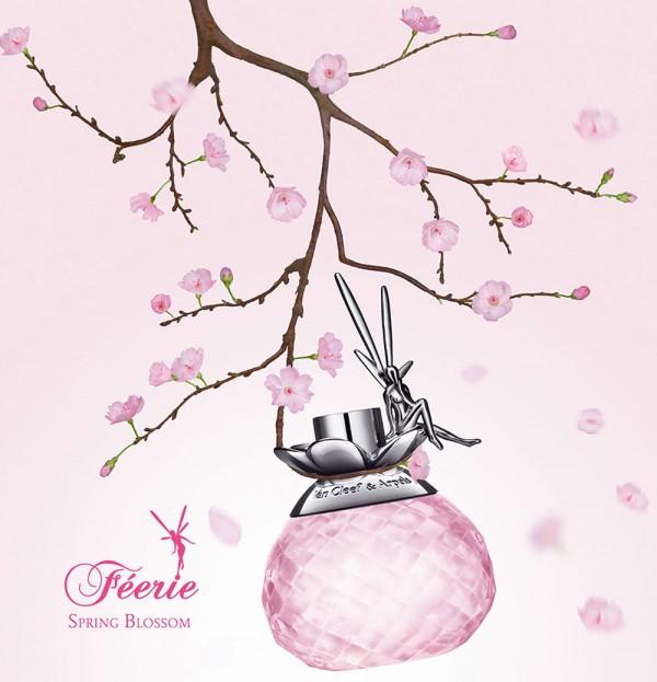 Féerie Spring Blossom by Van Cleef & Arpels