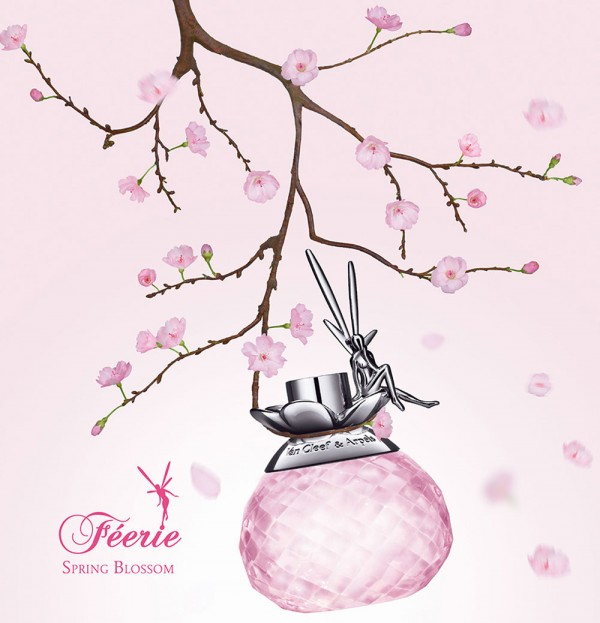 Ferie Spring Blossom by Van Cleef &amp; Arpels