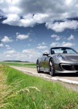 The Porsche 991 Carrera S Cabrio With GEMBALLA GT Aerodynamics
