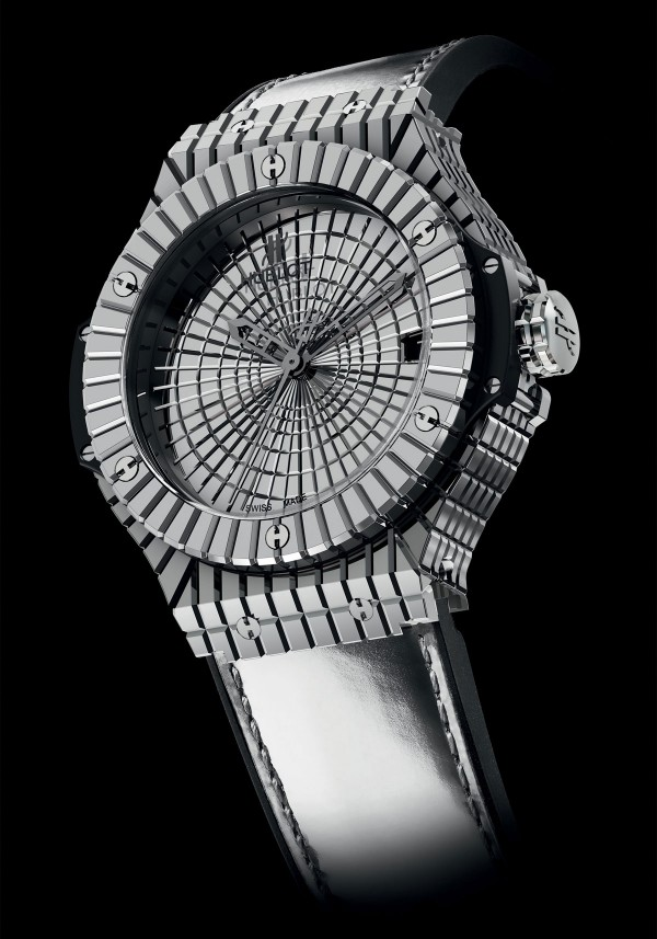 Hublot Big Bang Caviar Steel