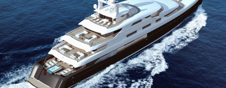 Illusion by Fraser Yachts &#8211; China&#8217;s Biggest-volume Superyacht
