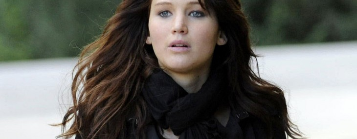 Jennifer Lawrence in Silver-Linings-Playbook Movie