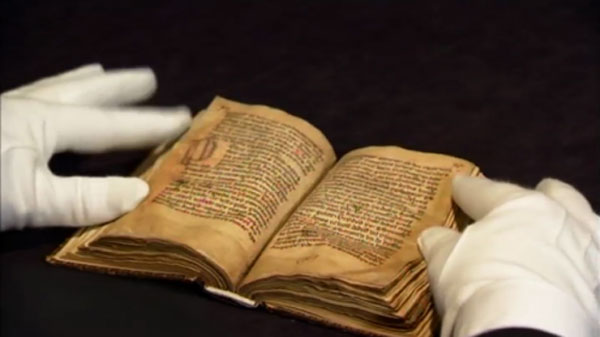 Juan Latino's Rare Manuscript On Auction At Swann Gallerie