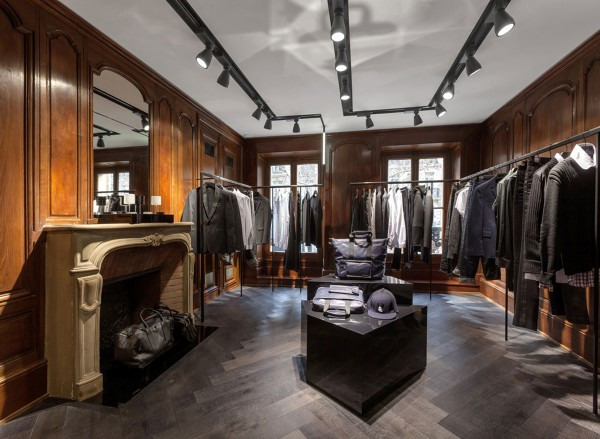 Karl Lagerfeld Boutique in Paris