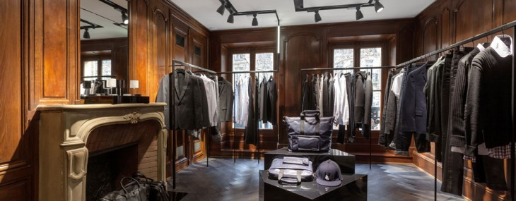 Karl Lagerfeld's First Concept Store Opened in the Heart of Paris' Boulevard Saint-Germain