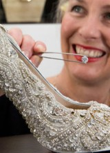 £276,000 Kathryn Wilson's Diamond Shoes – World's Most Expensive