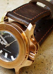 Kaventsmann Triggerfish Bronze A2 watch